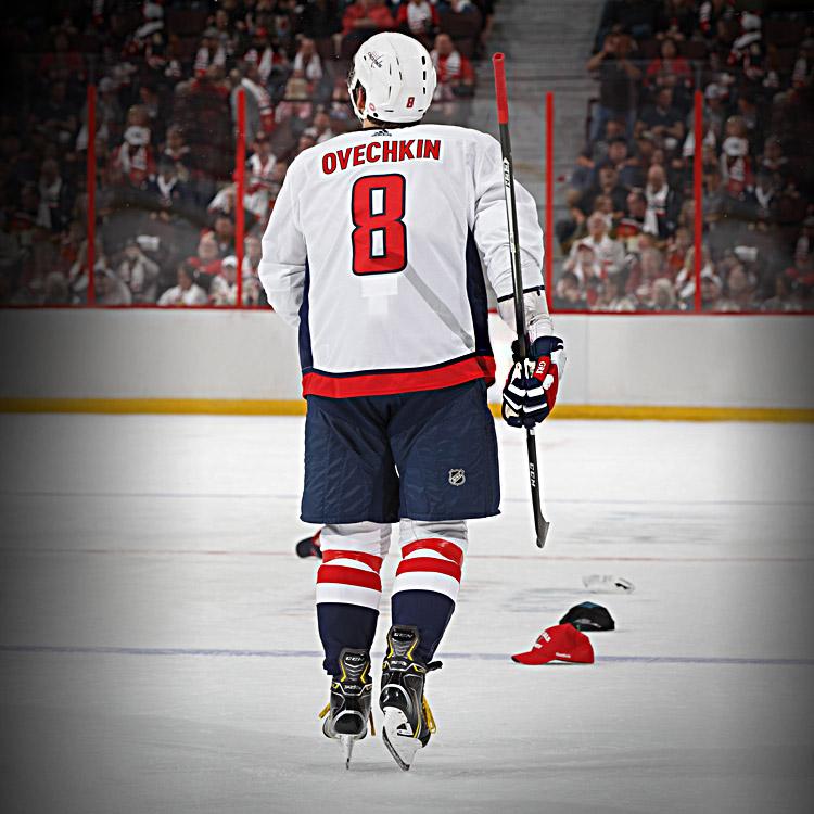 Alexander Ovechkin CCM Hockey