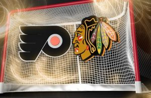 Philadelphia Flyers Chicago Blackhawks