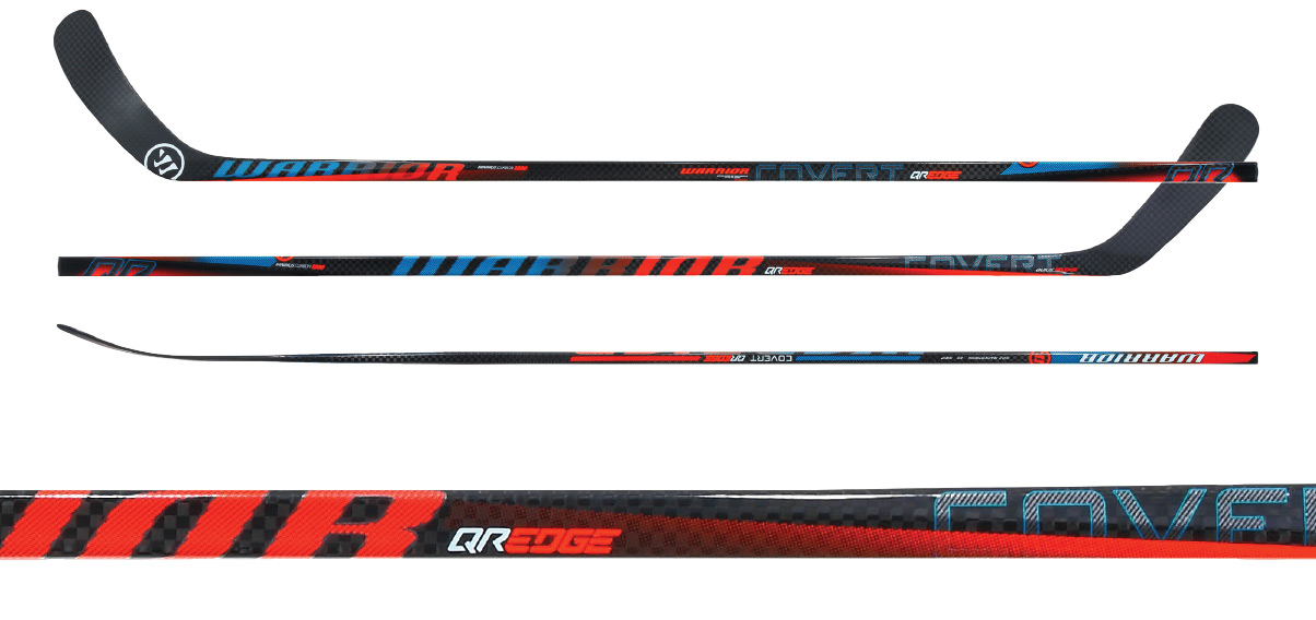 Warrior Covert QR Edge Stick – Hockey World Blog