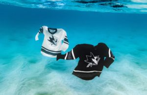 adidas x Parley x 2019 NHL All-Star Jerseys San Jose