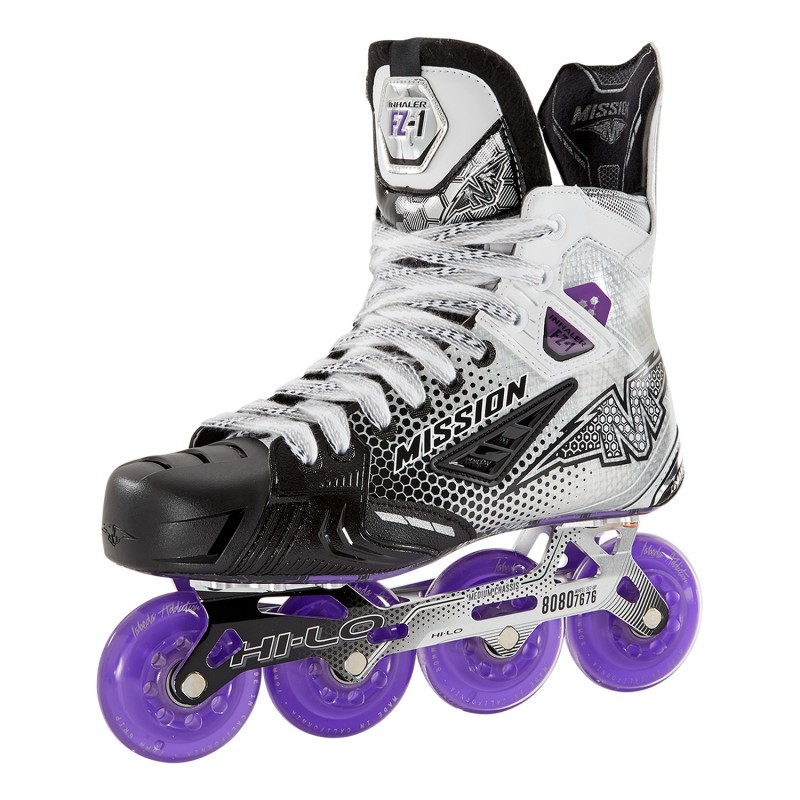 Mission Inhaler FZ-1 Roller Hockey Skates