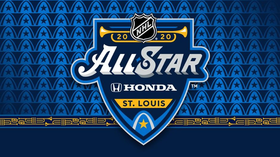 NHL All Star Logo 2020