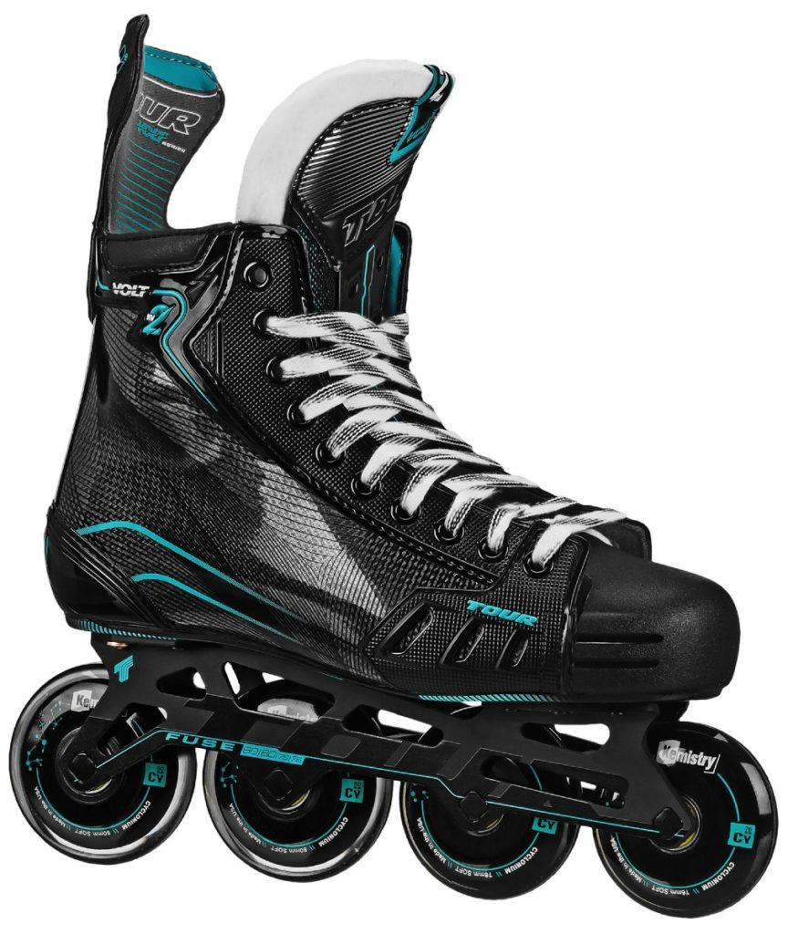 Tour Volt Kv2 Roller Hockey Skates