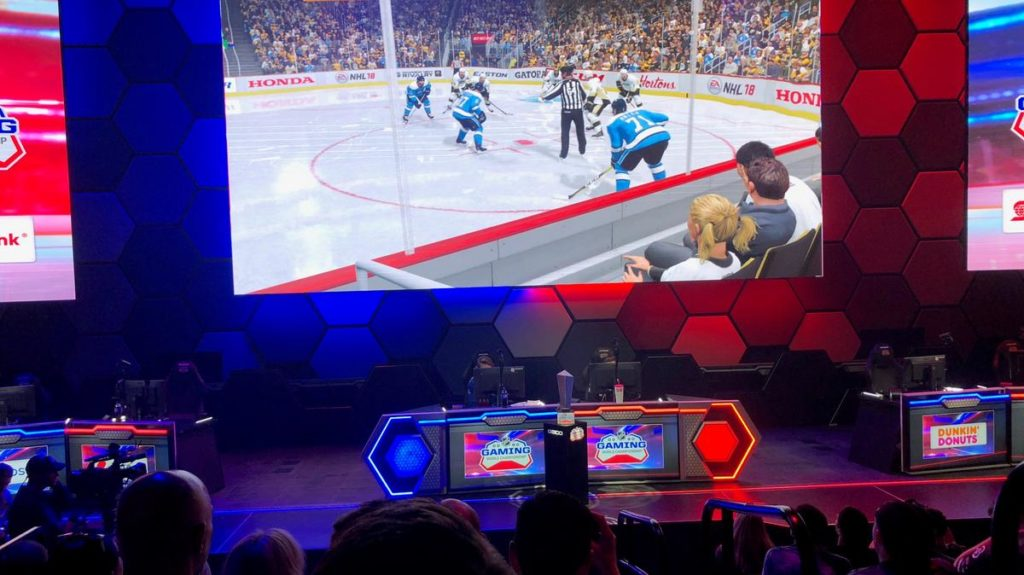 NHL E-Sports