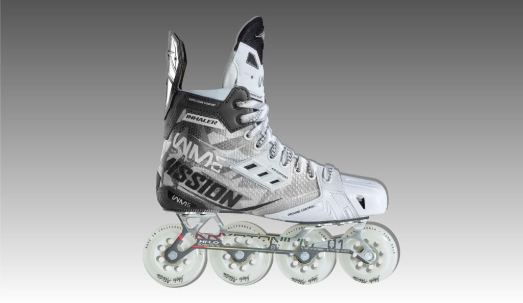 Mission Inhaler WM01 Roller Hockey Skates