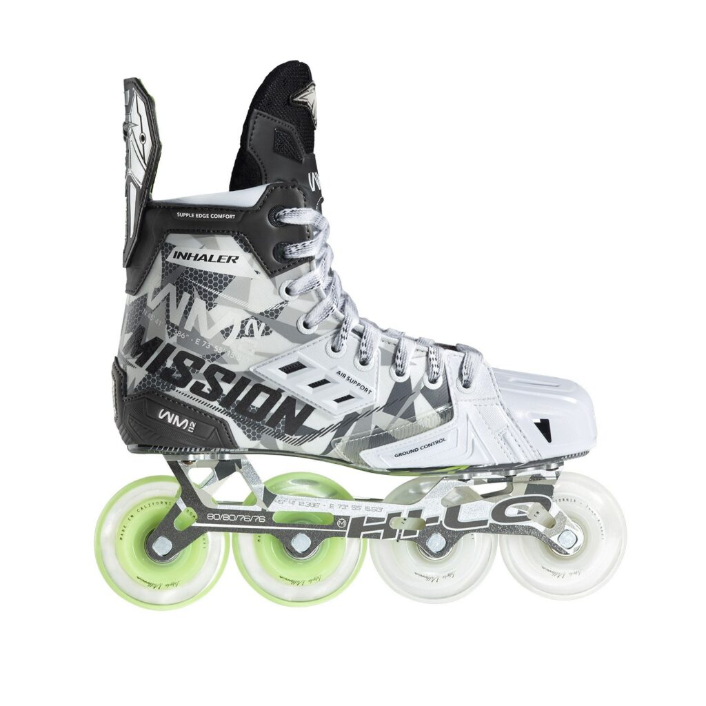 Mission Inhaler WM02 Roller Hockey Skates