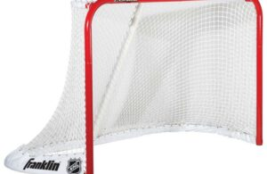 Franklin The Cage Steel Hockey Goal
