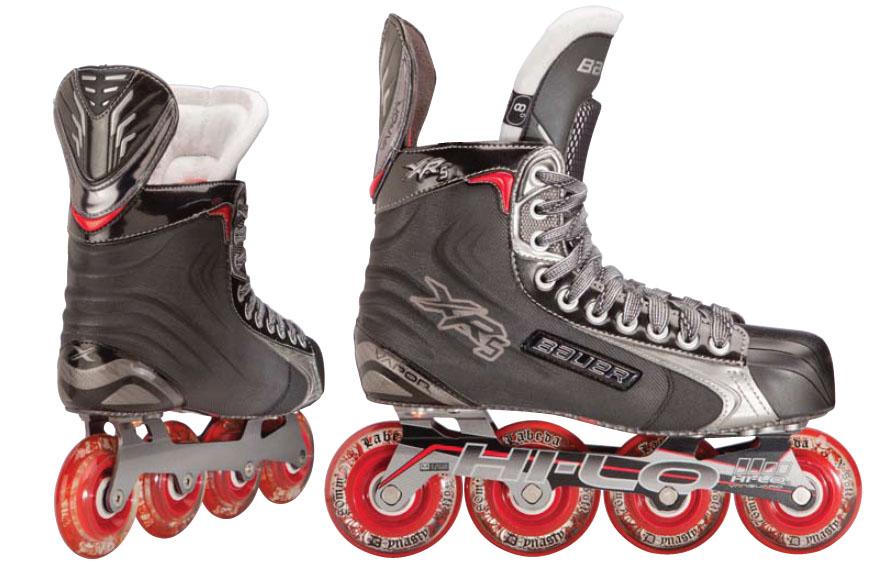 Bauer Vapor Xr5 Roller Hockey Skates