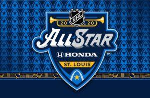 NHL All Star Logo 2020