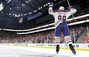 NHL 19 Wayne Gretzky